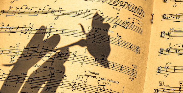 online bookkeeping services for small business flower shadow on music sheet